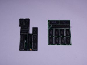 RAM and PSRAM Expansion Card