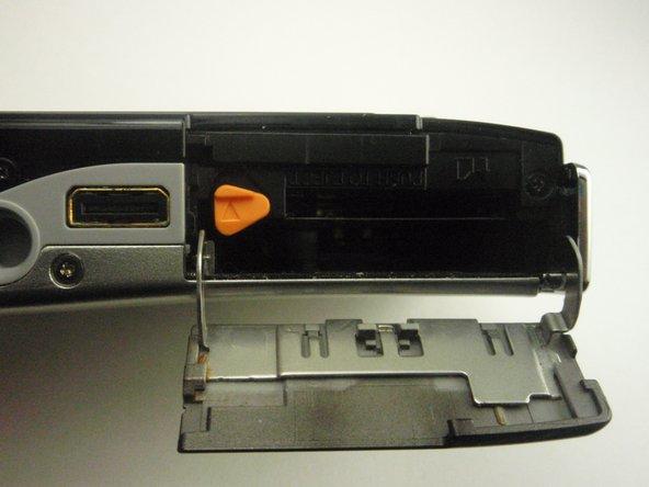 Nikon Coolpix S51c Memory Card Replacement