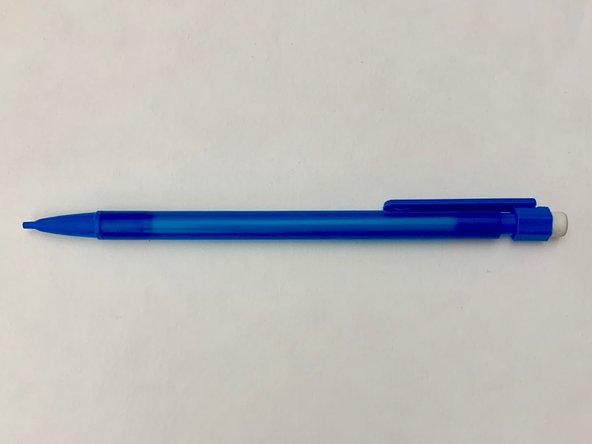 Mechanical Pencil Spring Replacement
