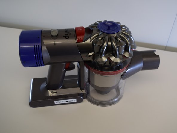 Dyson V8 Absolute HEPA and Pre-Filter Replacement