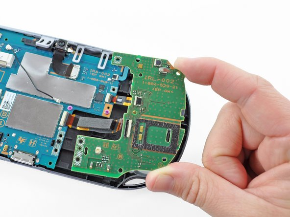 PlayStation Vita Left Button Board Replacement
