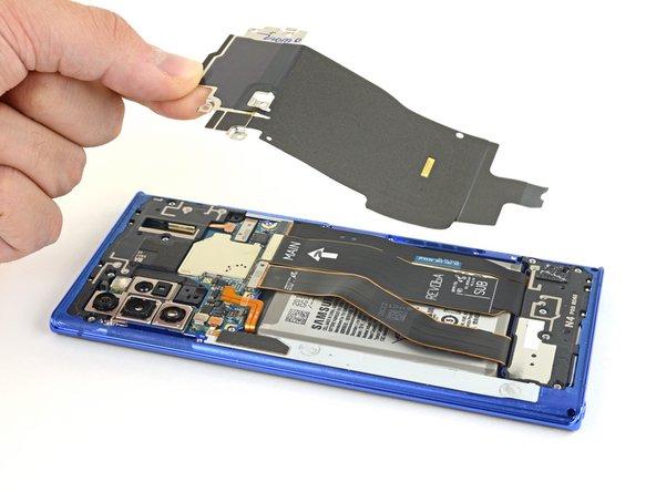 三星 Galaxy Note10+ 无线充电线圈更换
