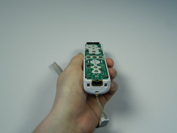 Nintendo Wii Remote Motherboard Replacement