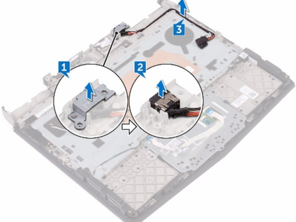 Dell Alienware 13 R3 Power-Adapter Port Replacement