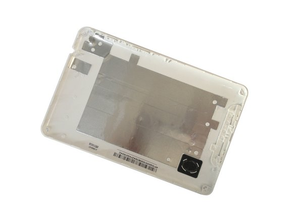 Acer Iconia B1-711 Back Cover Replacement