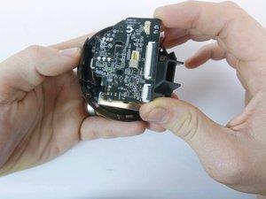 Carte PCB audio et USB