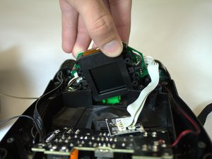 Camera & Display Screen Assembly