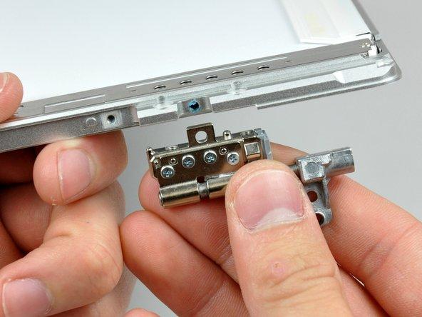"PowerBook G4 Aluminum 15"" 1.67 GHz Left Clutch Hinge Replacement"