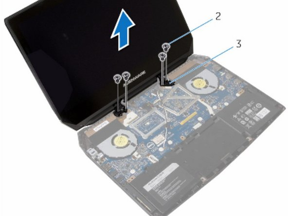 Dell Alienware 13 R2 Display Assembly Replacement