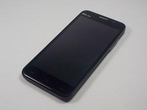 Blu Dash 5.0 Dual SIM Repair