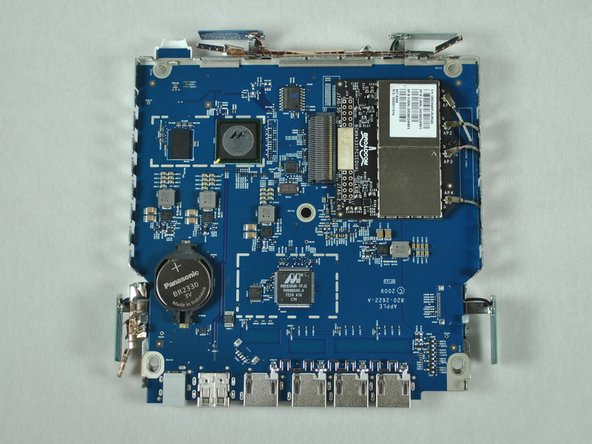 Apple Airport Extreme Model A1408 Logic Board Replacement