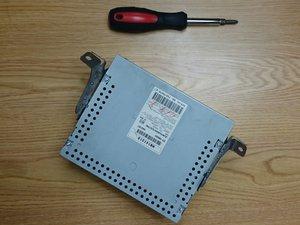 2008-2010 Mitsubishi Lancer Radio/CD Player Replacement