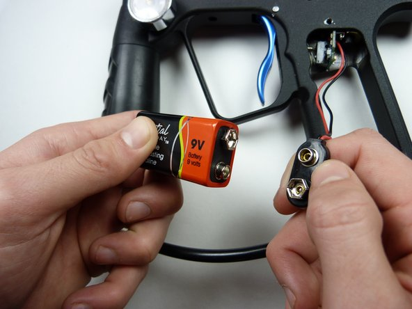 Smart Parts Ion Battery Replacement