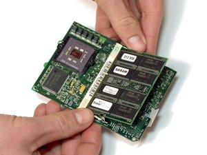 PowerBook G3 Pismo RAM Replacement