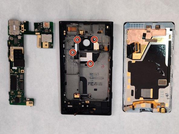 Nokia Lumia 1020 Charging Port Replacement
