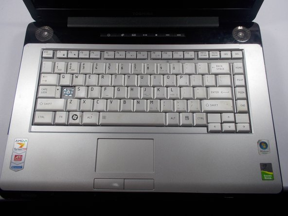 Toshiba Satellite A215 S4697 Letter Key Replacement