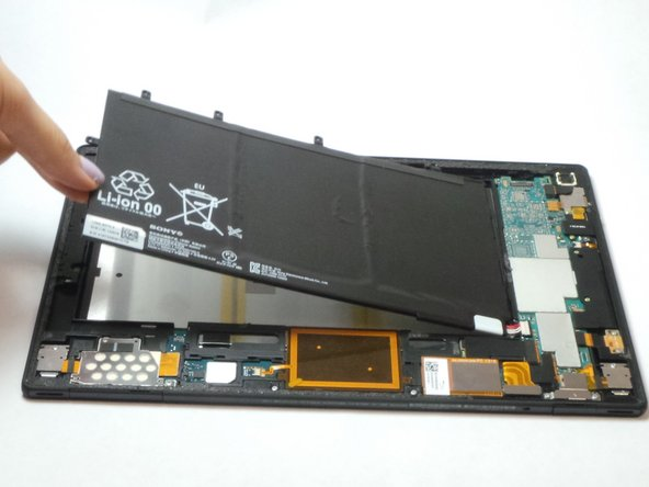 Sony Xperia Tablet Z Battery Replacement