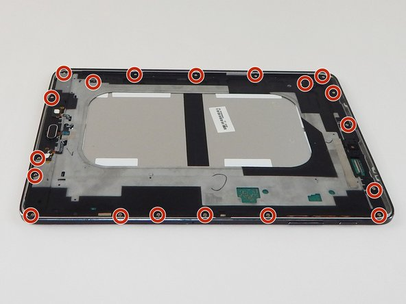Samsung Galaxy Tab S2 Panel Replacement