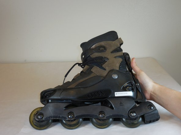 Roller Blade Washer Replacement