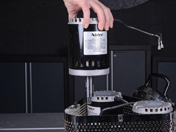 American Sanders EZSand Orbital Sander 07163A 2012 Motor Replacement