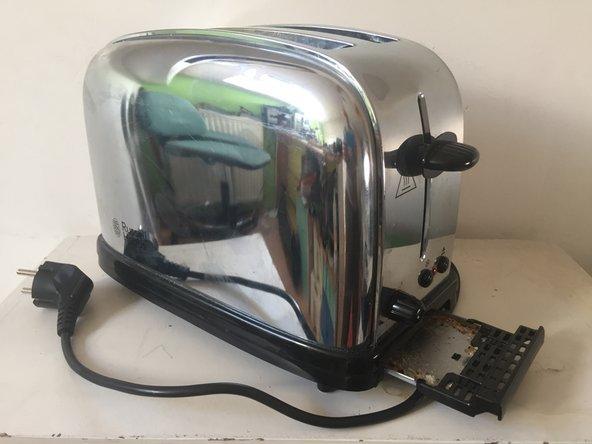 1 - Grille-pain, toaster - Les différentes fonctions