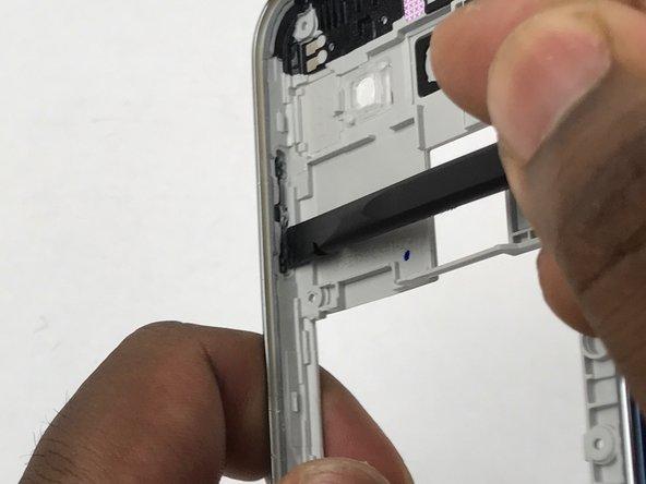 Samsung Galaxy J1 Volume Button Replacement