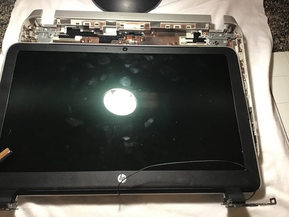 HP Pavilion 15-p214dx Display Replacement