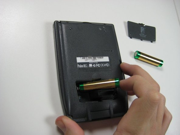 Palm IIIx Battery Replacement
