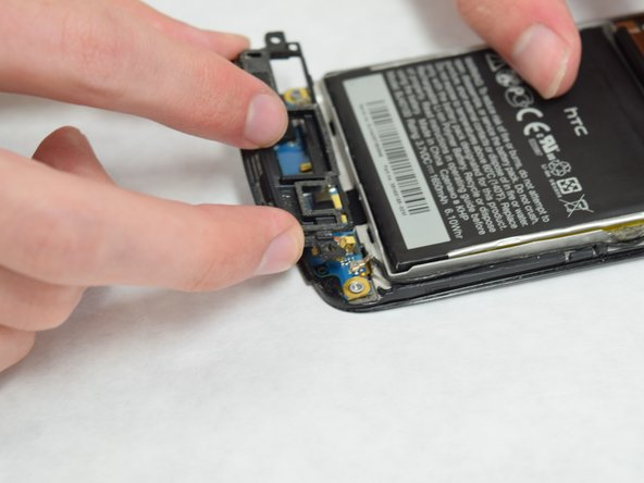 HTC One S Vibration Motor Replacement