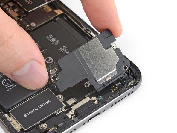iPhone XS Max Lower Speaker/하단 스피커 교체