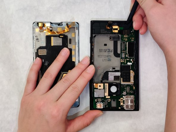 Nokia Lumia 1020 Motherboard Replacement