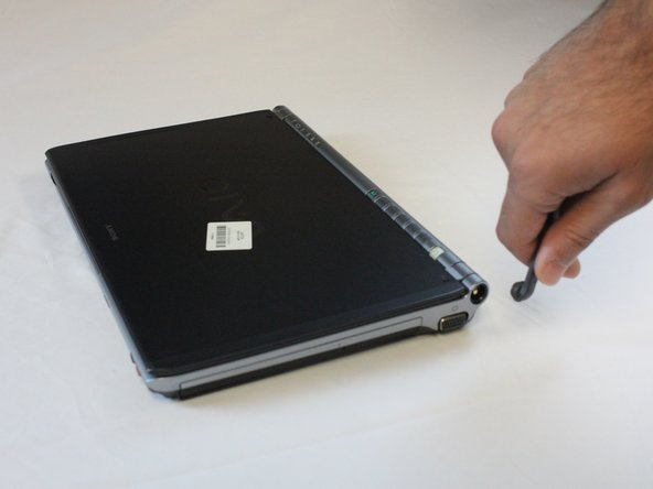 Sony Vaio PCG-4G1L Network Antenna Replacement
