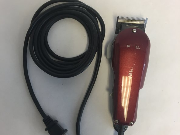 Wahl Hair Clippers  Model ST115VAC Power Cord  Replacement
