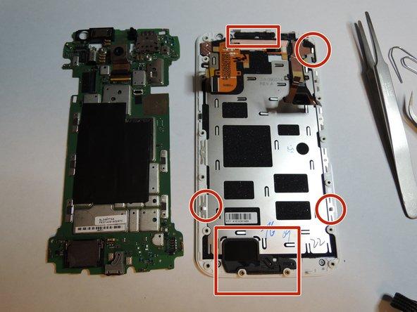 rimuovere filtri audio e conservare( simbolo quadrato)