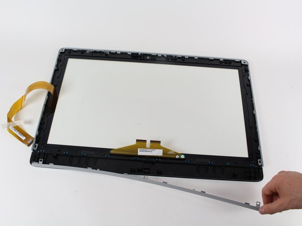 HP Envy 23-d060qd TouchSmart Display Assembly Replacement