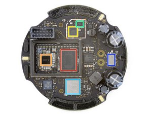HomePod Mini IC Identification