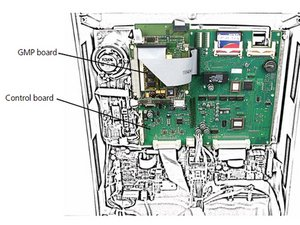 Control Board and GMP Assembly