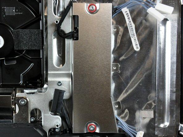 "iMac Intel 20"" EMC 2266 Inverter Replacement"