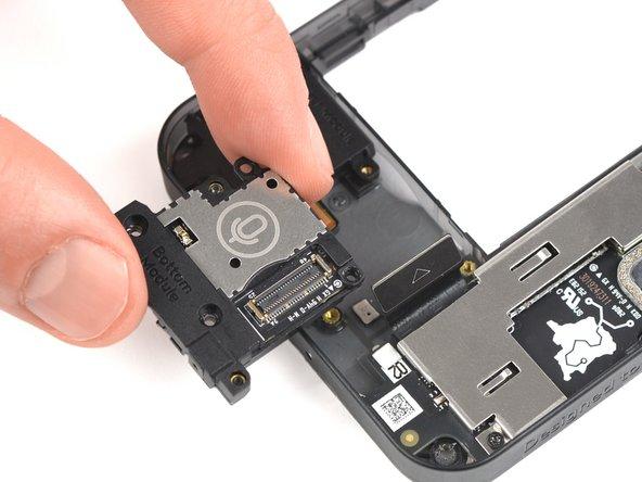 Fairphone 3 Bottom Module Replacement