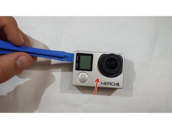 GoPro Hero 4 Black Charging Port  Replacement