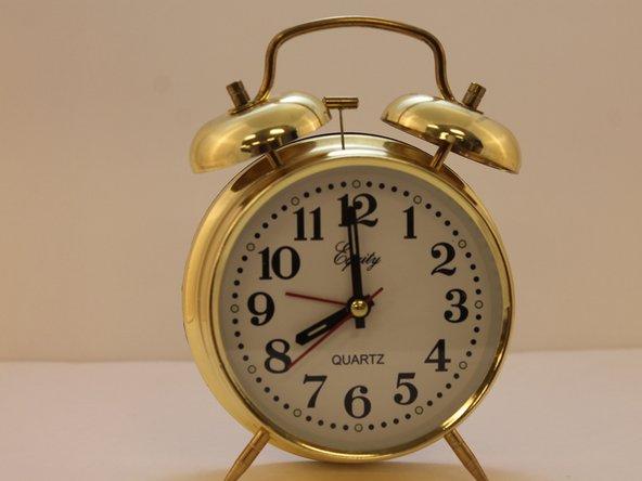Equity Alarm Clock 13014 Clock Hands Replacement