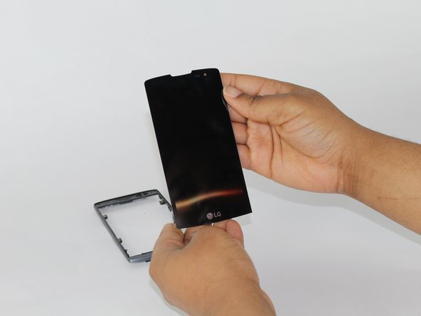LG Power Screen Replacement