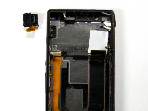 Sony Xperia Z Headphone Jack Replacement