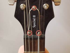 How to Adjust the Truss Rod of a 2011 Epiphone Les Paul Special II