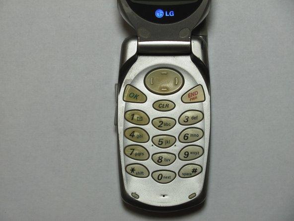 LG 1010 Keypad Replacement