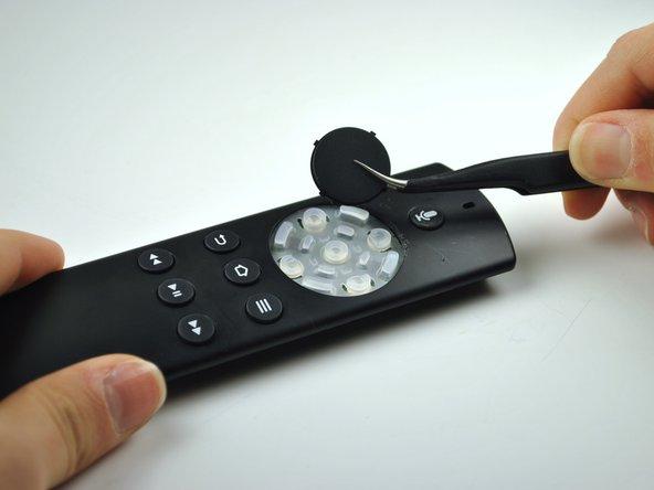 Amazon Fire TV Cube Remote Button Replacement