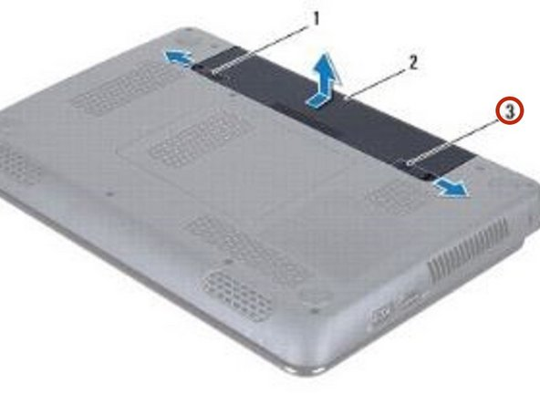 Dell Inspiron 13 N3010 Battery Replacement