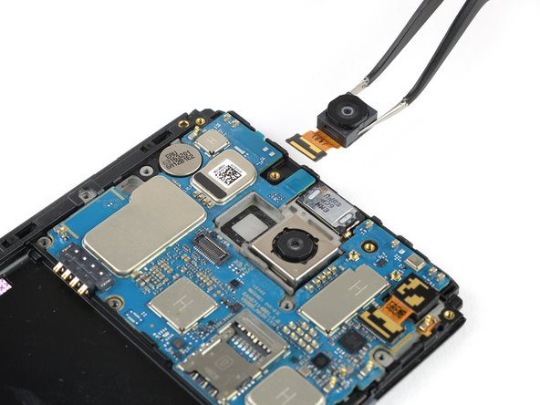 LG V20 Secondary Rear-Facing Camera Replacement