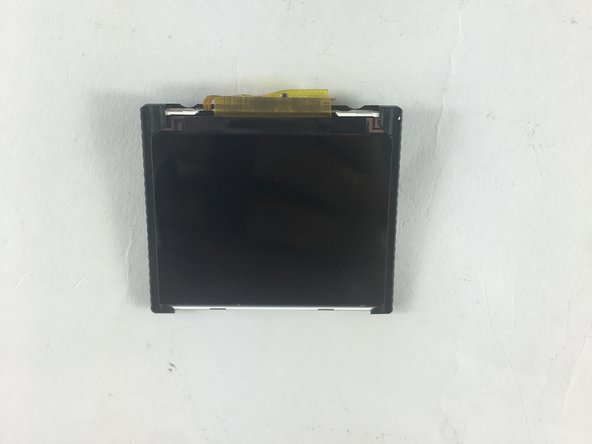 Samsung HMX-W200 LCD Screen Replacement