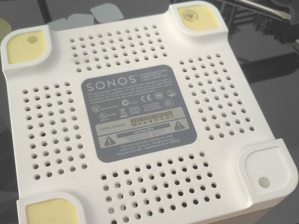 Sonos Connect Fuse Replacement